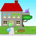 Ami, Matt, and Sammy's House by Kohaku0827
