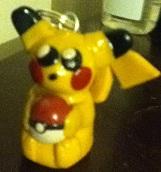 Fandom Charm - Pikachu by Kohaku0827