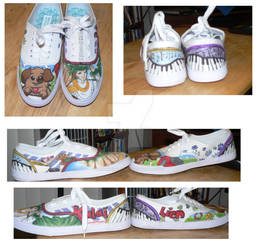 kalai's shoes