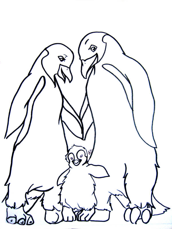 happy feet coloring pages - coloring book happy feet 1 by nikkigurlie89 on deviantart