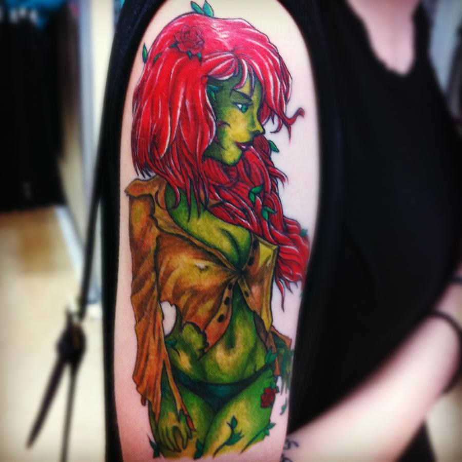 Poison Ivy Plant Tattoo Poison Ivy tatt...