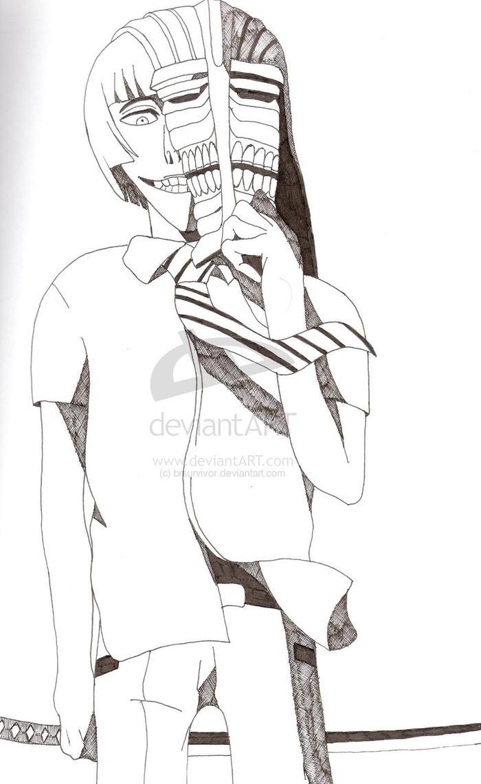 Behind The Mask by brsurvivor