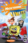 Nicktoons Unite! - Chapter #1 Issue #1 (Cover)