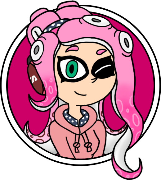 For AmyRosers: One Adorable Octo Girl by AleMon1097