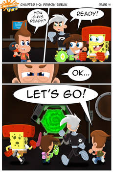 Nicktoons Unite! - Chapter #1 Issue #2 (Page 4)