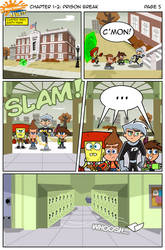 Nicktoons Unite! - Chapter #1 Issue #2 (Page 5)
