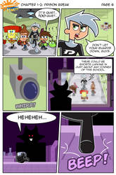 Nicktoons Unite! - Chapter #1 Issue #2 (Page 6)
