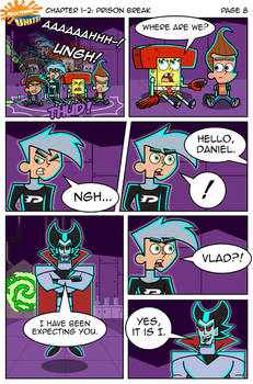 Nicktoons Unite! - Chapter #1 Issue #2 (Page 8)
