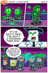 Nicktoons Unite! - Chapter #1 Issue #2 (Page 43) by AleMon1097