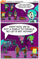 Nicktoons Unite! - Chapter #1 Issue #2 (Page 63) by AleMon1097