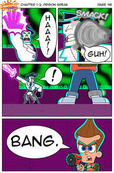Nicktoons Unite! - Chapter #1 Issue #2 (Page 96) by AleMon1097