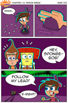 Nicktoons Unite! - Chapter #1 Issue #2 (Page 103)