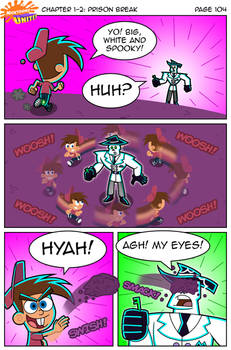 Nicktoons Unite! - Chapter #1 Issue #2 (Page 104)