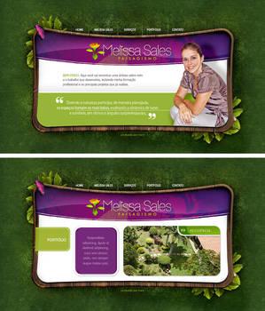 Melissa Sales Web