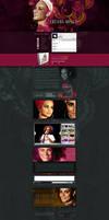 Luciana Mello MySpace by wilminetto