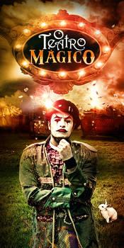 O Teatro Magico - Poster