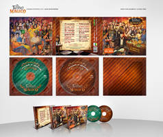 O Teatro Magico - CD Digipack by wilminetto