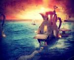 The Seapot
