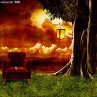 Chairtreelight - I by wilminetto