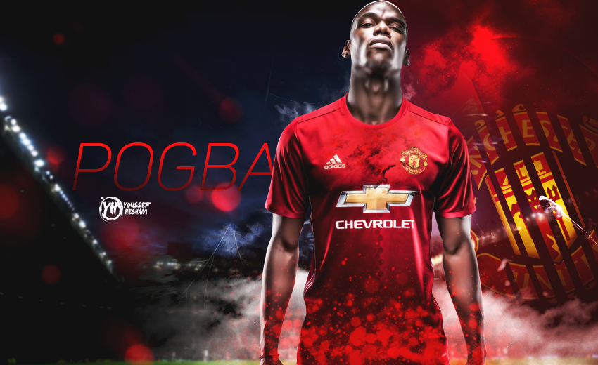 Paul Pogba Wallpaper By YoussefHesham-gfx11 On DeviantArt