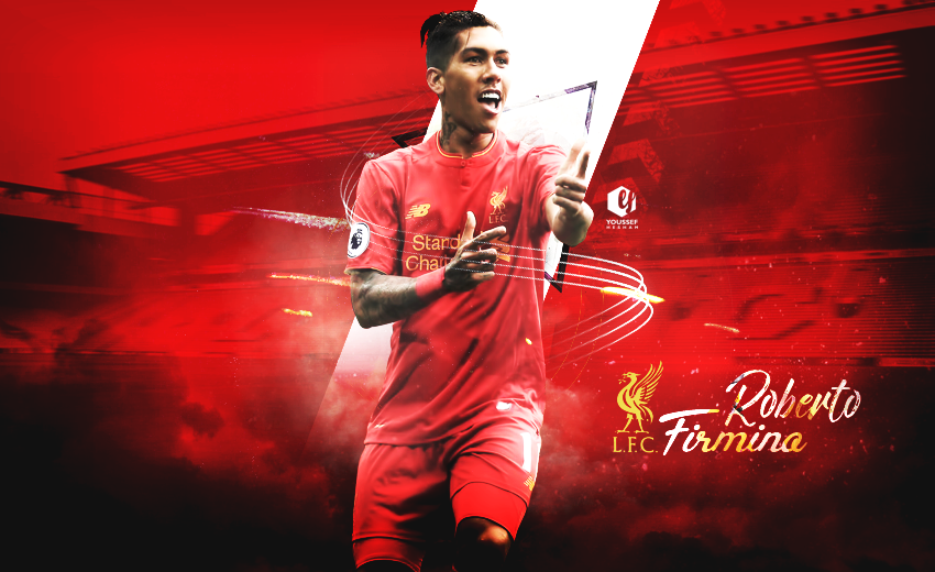 Roberto Firmino Wallpaper By YoussefHesham-gfx11 On DeviantArt