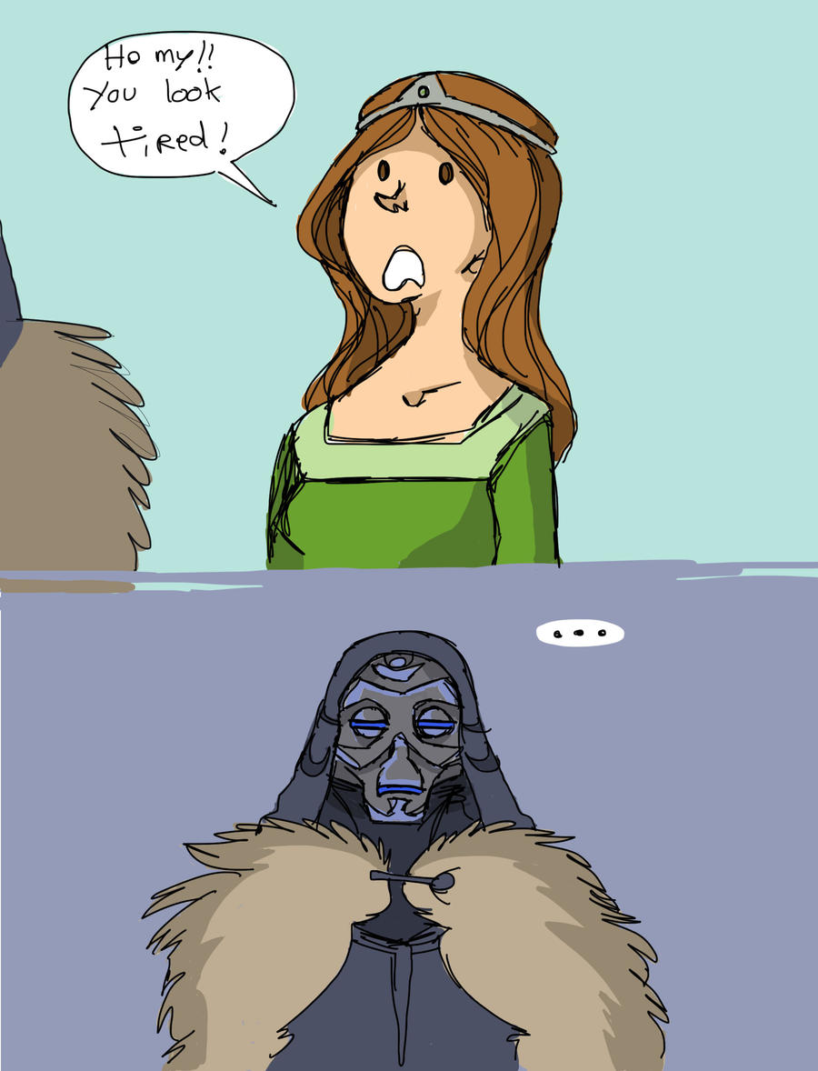 SKYRIM by FlyingRotten