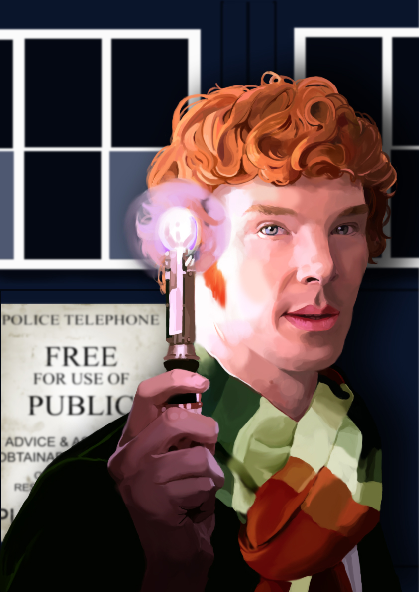 The Cumberbatched Doctor