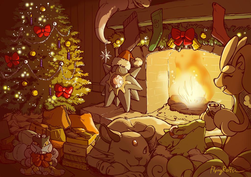 INSERT CHRISTMAS SONG by FlyingRotten