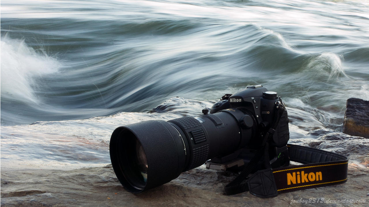 Nikon Camera Wallpaper...