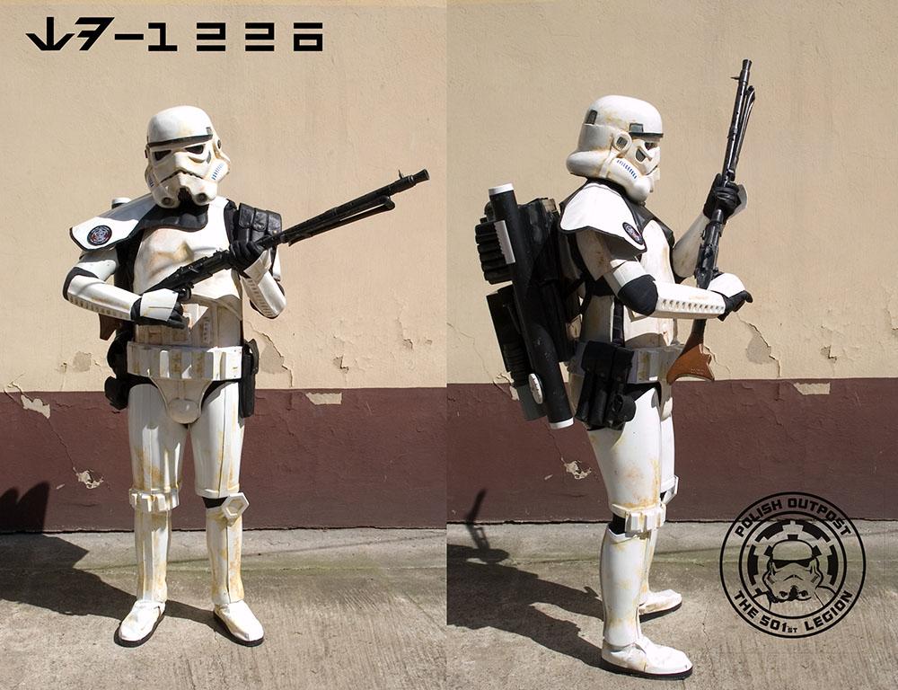 Imperial stormtrooper by Jonboy2312