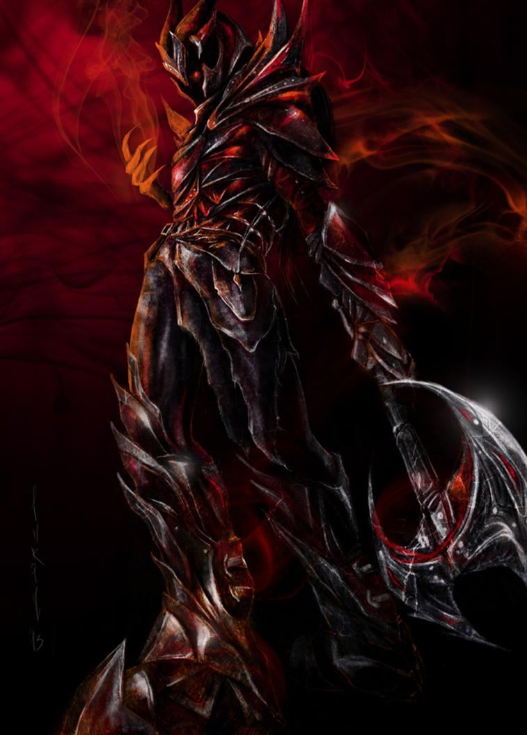 Tamriel Vault - Contest Build: The Herald of Dagon