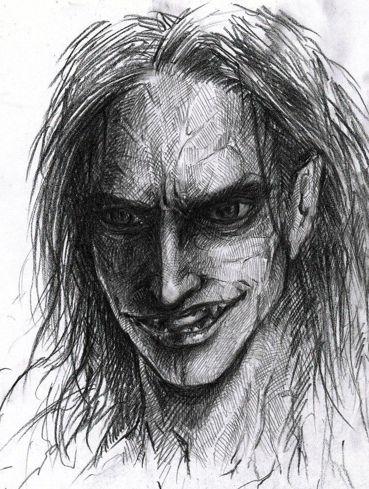 Bloodlust sketch by INRIn