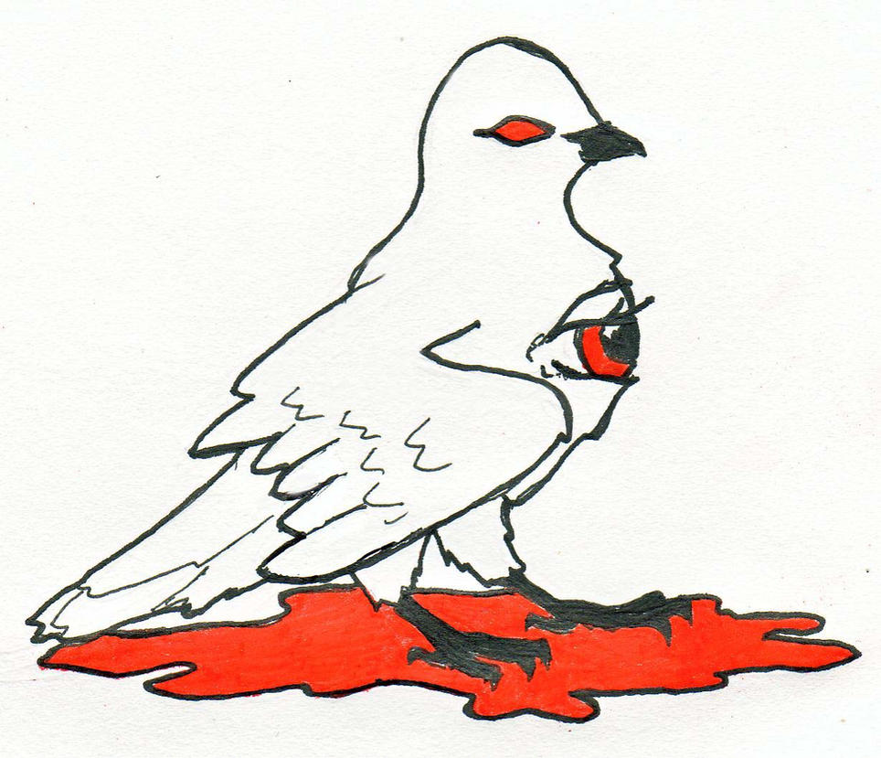 Dove of War by HiloHello