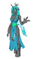 Anthro Chrysalis