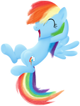 Happy Dashie