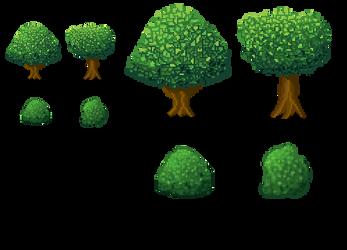 Nature: pixel