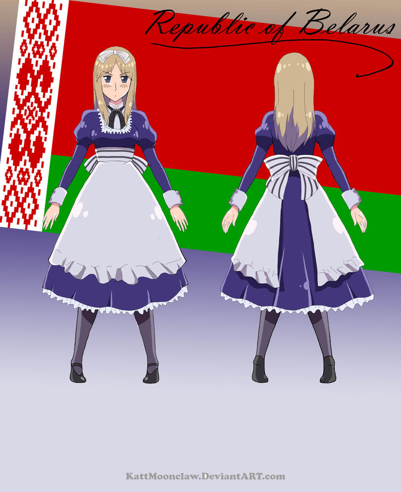 Aph Belarus Reference by Catswing