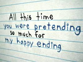 My Happy Ending by NinjaWriter808