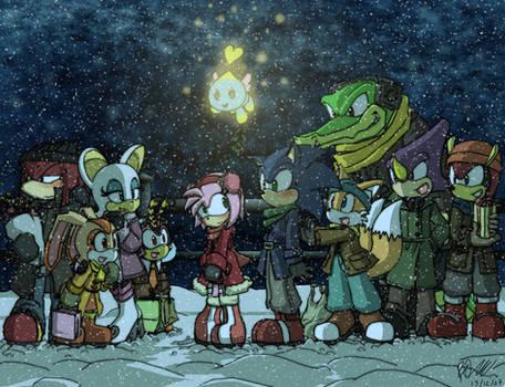Sonic - Christmas 2007