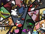 Sonic - Close ups