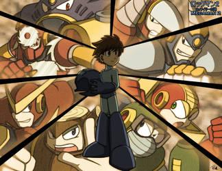 Megaman 2 by Tigerfog