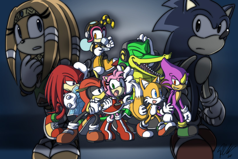Sonic Chaos Syndrome By Tigerfog On Deviantart