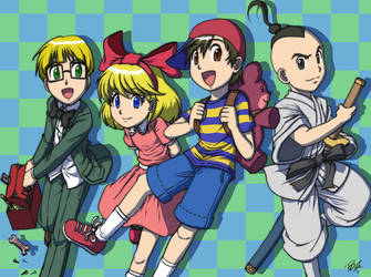 Earthbound Mother favourites by peachamy435777 on DeviantArt