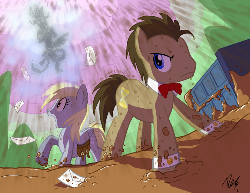 discord whooves fanfiction - 825×638