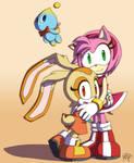 Amy and Cream