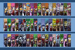 The world of Sonic 2012
