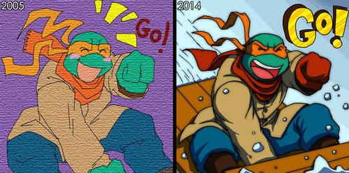 Michelangelo, GO