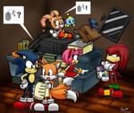 Sonic - Warehouse Junks