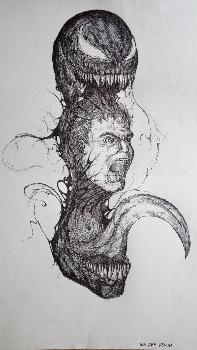 We Are Venom #2 by Kyleflashanimator099