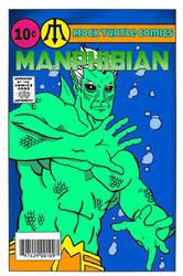 Manphibian Fan Art By Chazz Irwin Cover